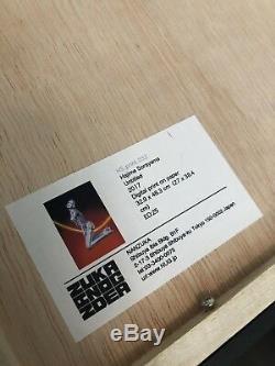 100% Authentic Extremely Rare Hajime Sorayama Signed Print Sexy Robot Kaws