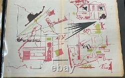 1982 Futura 2000 Newspaper Print Rare Graffiti Art Urban Street Laboratories