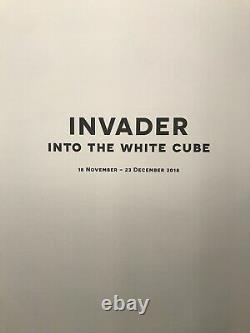 2018 Invader Ik18 Los Angeles Invasion Kit Oti Kaws Supreme Banksy Space Invader