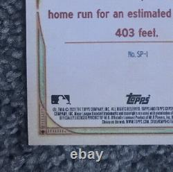 2021 Topps Gypsy Queen Jarred Kelenic RC Short Print #SP-1 Seattle Mariners