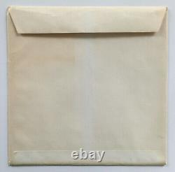 AGNES MARTIN lithograph 1978 FIFTY SMALL PAINTINGS with envelope lewitt rothko