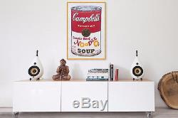 Andy Warhol Ii. 61 Campbell's Soup II Tomato Beef Noodle O's 1969 Signed