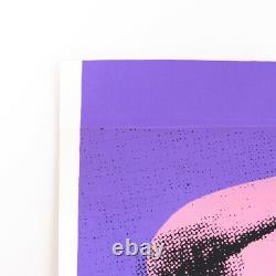 Andy Warhol Rare Vintage 1976 Original Cow Screenprint on Wallpaper PR061SAWF. 33