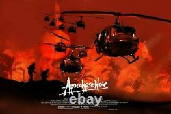 Apocalypse Now by Jock Ltd x/150 Screen Print Poster Art MINT Mondo Movie