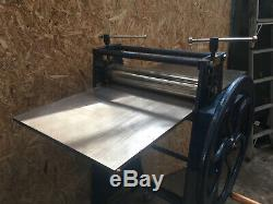 Art Equipment- Model EP4824 Traditional Etching Press