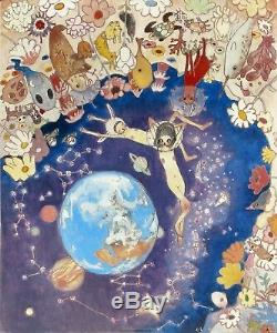 Aya Takano Earth 2006 Hand Signed Japanese Pop Art Others Avail Gallart