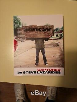 BANKSY Captured Book FIRST EDITION SOLD OUT