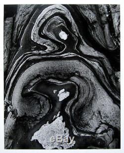 BRETT WESTON Signed 1970's Original Photograph Abstract Image