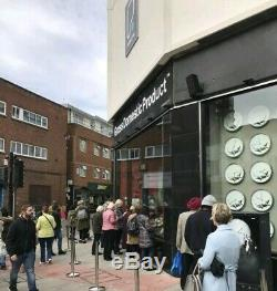 Banksy GDP Rat Croydon Exhibition ORIGINAL Print