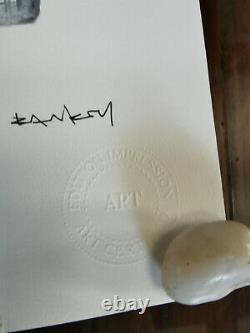 Banksy Game Changer 2020 edition CAO 131 / 150 Dismaland Kaws