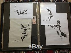 Banksy Gross domstic Product ORIGINAL(Walled off Hotel, Dismaland, NHS, BLM)