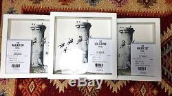 Banksy Original Walled Off Hotel Print Box Set incl Receipt