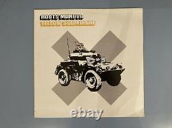 Banksy Record Rare Roots Manuva Gross Domestic Products Walled Off Hotel