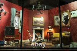 Banksy Street Blek le Rat Original Gross Domestic Product Dismaland Walled Off