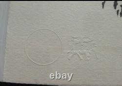 Banksy Trolleys Unsigned Ed 500 With COA