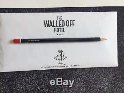 Banksy Walled Off Hotel AMAZING COLLECTORS BOXSET PACK