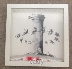 Banksy Walled Off Hotel Boxset (original 1st Edition)