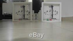 Banksy Walled Off Hotel Original Box Set