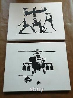 Banksy original job lot great collection starter