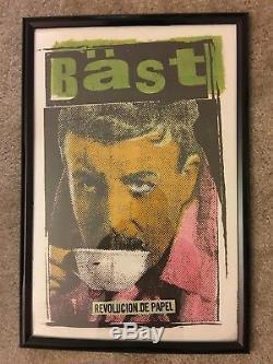 Bast art print Faile Futura 2000 Kaws Banksy Invader