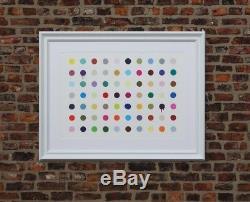 Beejoir Imodium 70 Art Print Damien Hirst Banksy Street Art Dot Painting