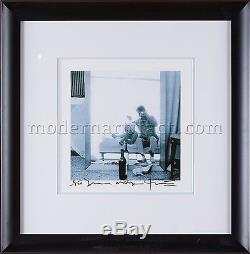 Bert Stern Marilyn Monroe The Last Sitting Limited Signed Photo Limited Ed Photo