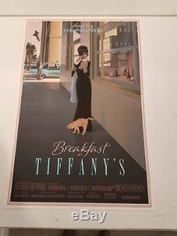 Breakfast at Tiffany's by Laurent Durieux Not Mondo