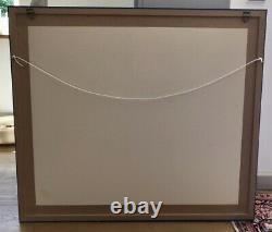 CHRISTO & JEANNE-CLAUDE WRAPPED REICHSTAG Lithographie SIGNIERT mit Rechnung