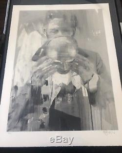 Conor Harrington A Study For Hide & Seek 2018 Screen Print Signed and Numbered