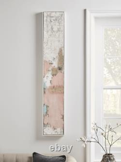 Cox & Cox Slim Living Room Sleek Abstract Canvas RRP £250.00