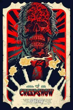 Creepshow Mondo Poster by Gary Pullin #162/275