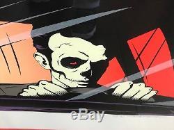 DFace Drive By Shouting Print Blink 182 California Dface Banksy KAWS Obey /150