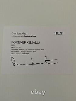 Damien Hirst -FOREVER Small Heni Limited Edtion Print. SOLD OUT(in hand)