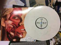 Damien Hirst SIGNED Kate Moss cover record 1999 Rare Investors Piece Hand Made
