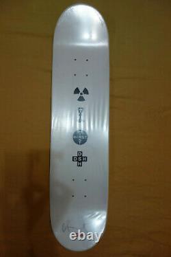 Damien Hirst Spot Supreme Fall/Winter 2009 Complete Skateboard Deck Set, 2009