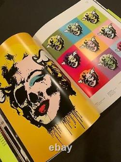 Dface One Man And His Dog Box Set Book SIGNED Print (US Version) DFACE