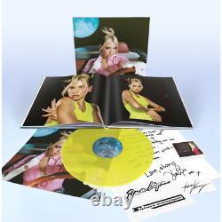 Dua Lipa Future Nostalgia Exclusive Limited Edition Collectors Boxset With Print