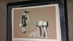 EELUS Wot U Lookin At POW Artist Star Wars NO RESERVE