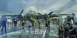 Early Launch James Dietz Print Doolittle Raiders on USS Hornet 1942