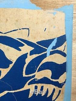 Faile Original Street Art Piece- London 2007