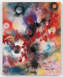 Futura 2000 Bedford Avenue Print, 2019 Beyond The Street