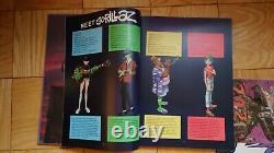 Gorillaz Almanac 2020 Deluxe Limited Edition Book 1/1 Art Prints Slipcased HC