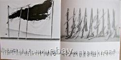 Günther Uecker BLACK LIGHT ROBYN SCHULKOWSKY- echte Rarität handsigniert