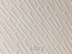 Günther Uecker Prägedruck auf Bütten Karton'Weißer Regen