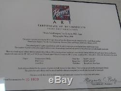 H. R. Giger Brain Salad Surgery LE lithograph print