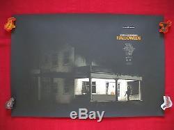 Halloween Mondo Phantom City Original Movie Poster Art Print Michael Myers 1978