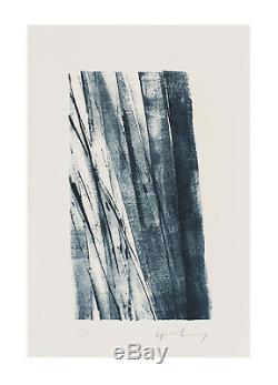 Hans Hartung, Lithographie, handsigniert und nummeriert