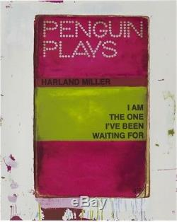 Harland Miller i'm the one i've been waiting for