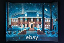 Home Alone Limited Edition Art Print Poster by DKNG MONDO Rare Hard to Find