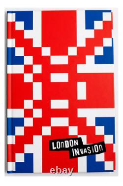 Invader Space Invader Union Space Printers Proof 2008